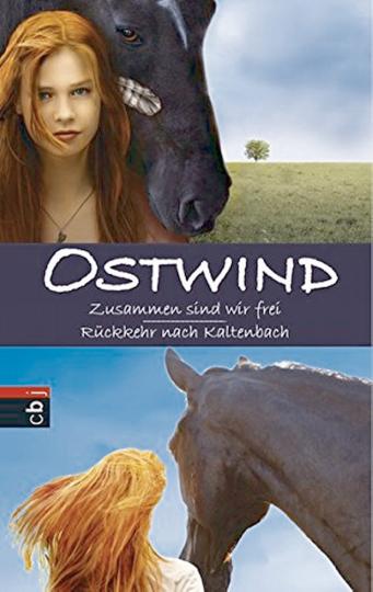 Ostwind - 'Zusammen sind wir frei' & 'Rückkehr nach Kaltenbach' im Doppelband