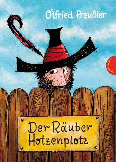 Otfried Preußler. Der Räuber Hotzenplotz. Kolorierte Ausgabe.