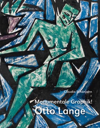 Otto Lange. Monumentale Graphik!