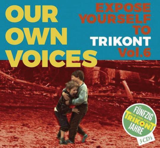 Our Own Voices Vol. 6. 3 CDs.