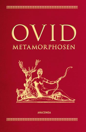 Ovid. Metamorphosen. Cabra-Leder.