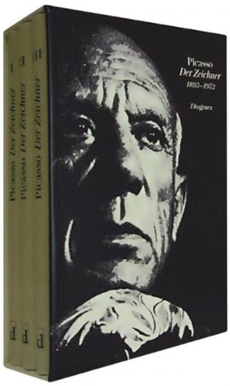 Pablo Picasso. Der Zeichner. 1893 - 1972.