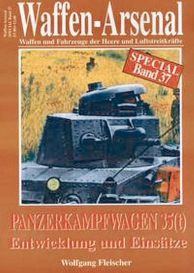 Panzerkampfwagen 35 (t)