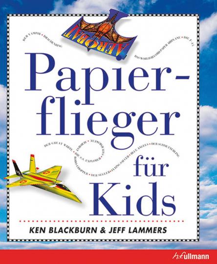 Papierflieger für Kids.