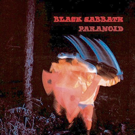 Paranoid CD