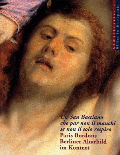 Paris Bordons Berliner Altarbild im Kontext.