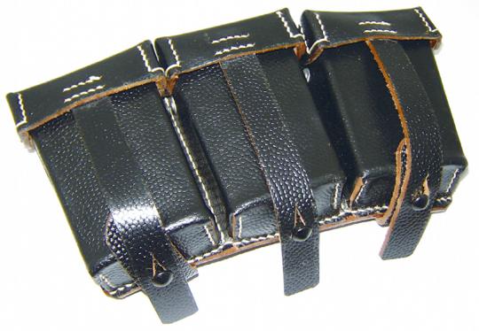 Patronentasche aus dem Zweiten Weltkrieg