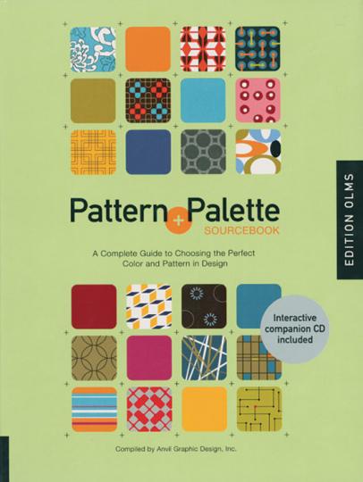 Pattern + Palette. Sourcebook. Buch + CD.