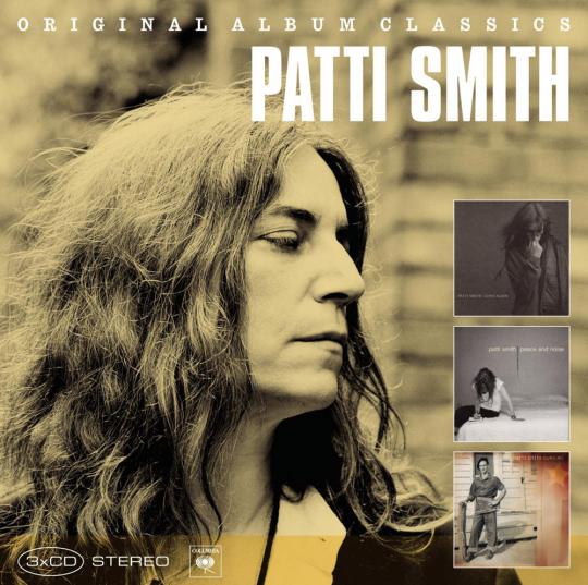 Patti Smith: Original Album Classics. 3 CDs.