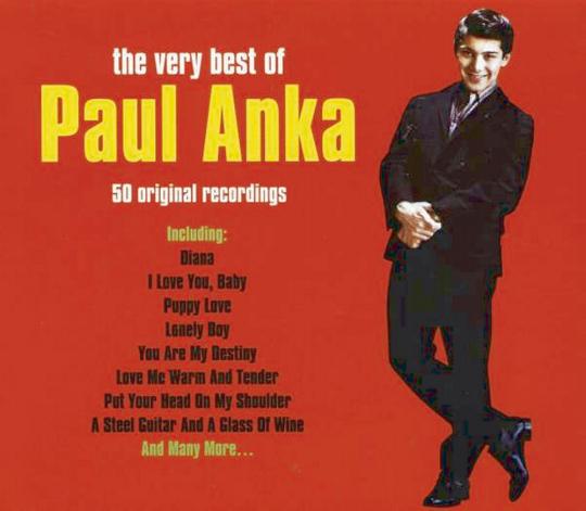 Paul Anka , The very best of , 2 CDs