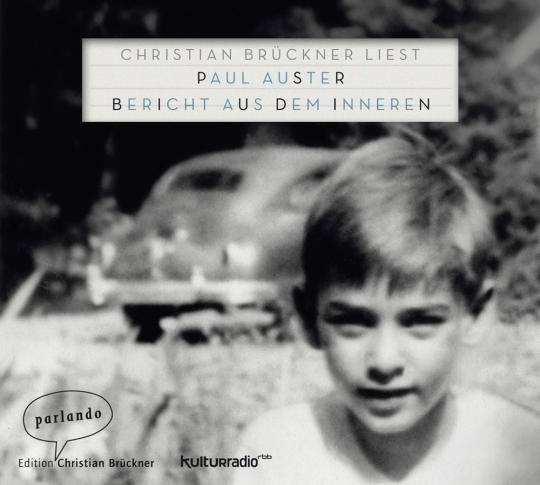 Paul Auster. Bericht aus dem Inneren. 6 CDs.