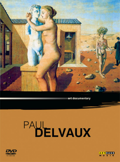 Paul Delvaux. The Sleepwalker of Saint Idesbald.