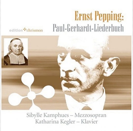 Paul Gerhardt Liederbuch. CD.