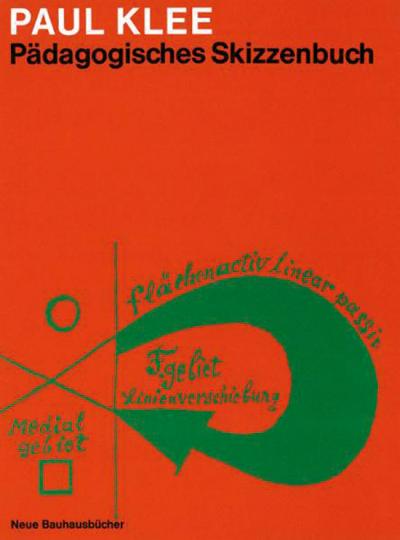 Paul Klee. Pädagogisches Skizzenbuch.