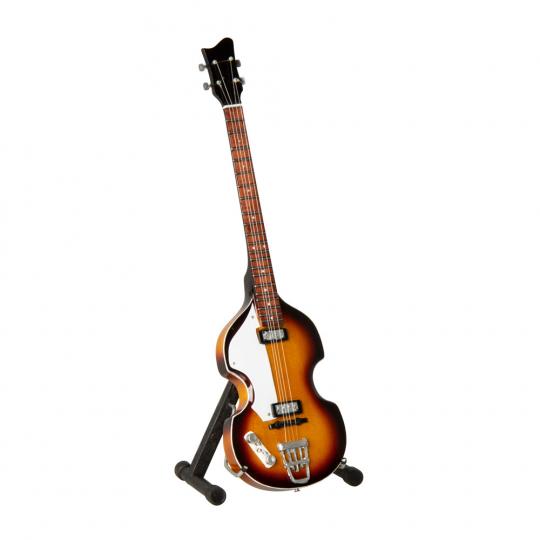 Paul McCartney Bass. Verkleinertes Modell.