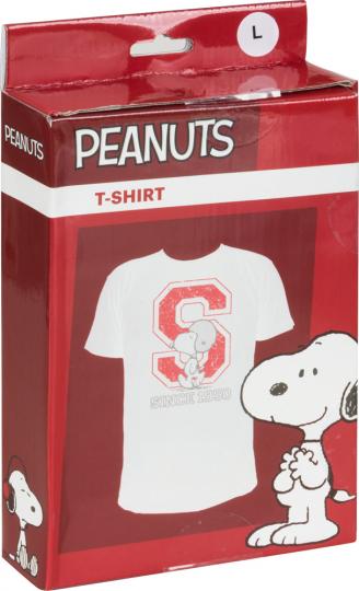 Peanuts Snoopy 1950. T-Shirt, Größe S.