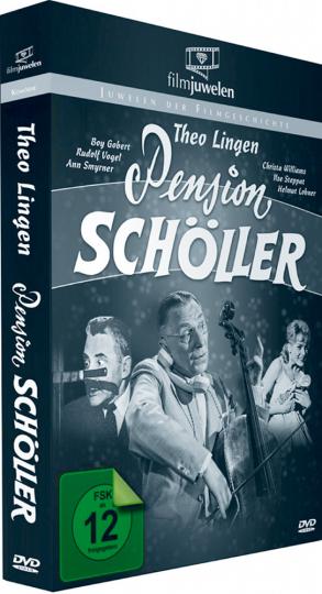 Pension Schöller DVD
