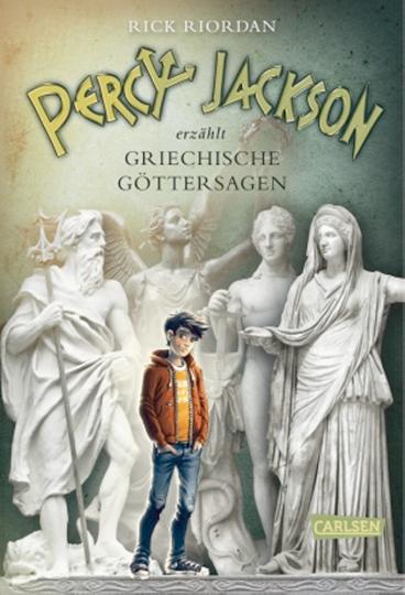 Percy Jackson - Griechische Göttersagen