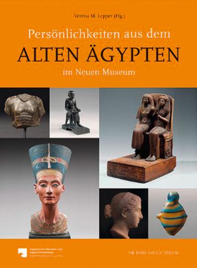 Persönlichkeiten aus dem Alten Ägypten im Neuen Museum.