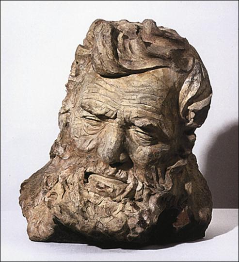 Peter August Böckstiegel - Werkverzeichnis der Plastiken, Reliefs, Mosaiken, Holzarbeiten und Glasfenster