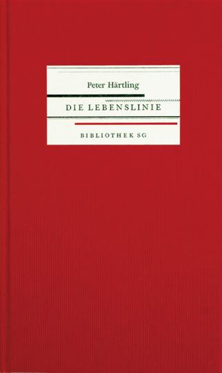 Peter Härtling »Die Lebenslinie. Eine Erfahrung«.