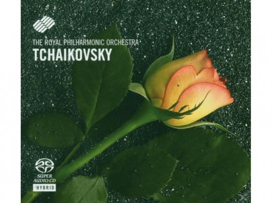 Peter Iljitsch Tschaikowsky. Klavierkonzert Nr. 1. SACD.