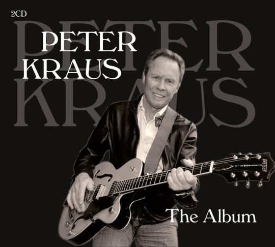 Peter Kraus. The Album. 2 CDs.
