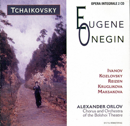 Peter Tschaikowsky - Eugene Onegin