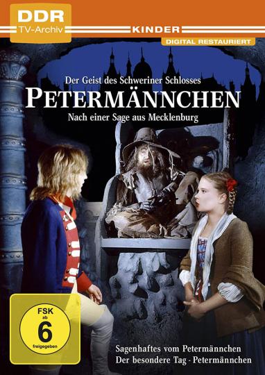 Petermännchen DVD
