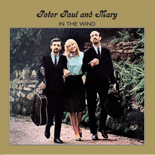 Peter, Paul & Mary. In The Wind. CD.