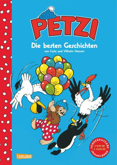 Petzi: Die besten Geschichten. Sonderausgabe.