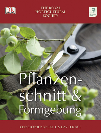 Pflanzenschnitt und Formgebung.