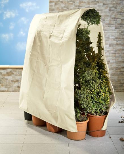 Pflanzenschutz-Vlies.
