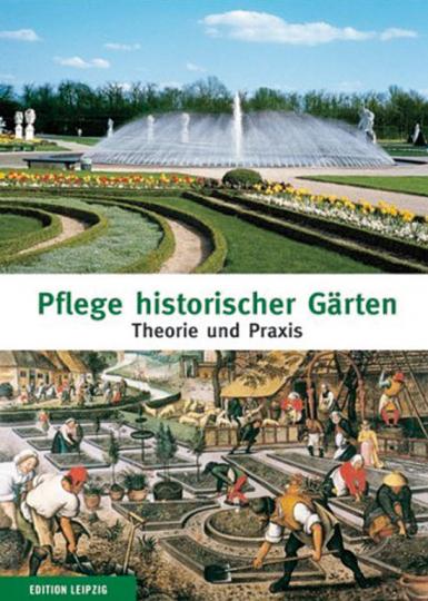 Pflege historischer Gärten.