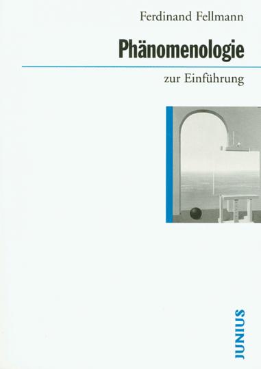 Phänomenologie. Zur Einführung.