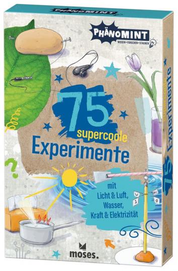 Phänomint. 75 supercoole Experimente.