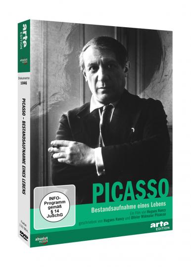 Picasso - Bestandsaufnahme eines Lebens. DVD.