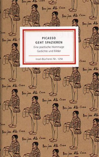 Picasso geht spazieren - Ein poetische Hommage