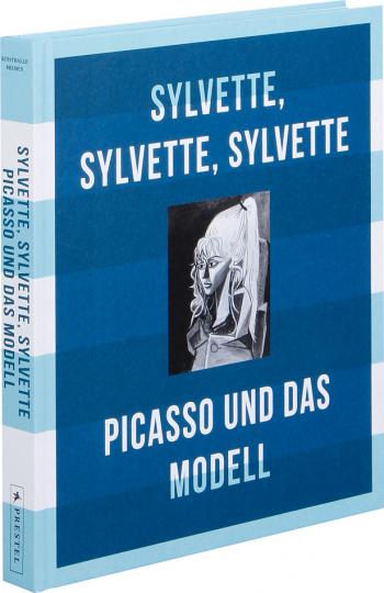 Picasso und das Modell Sylvette.