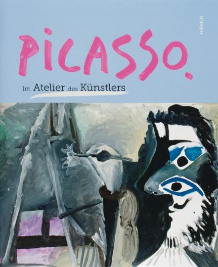 Picasso. Im Atelier des Künstlers.