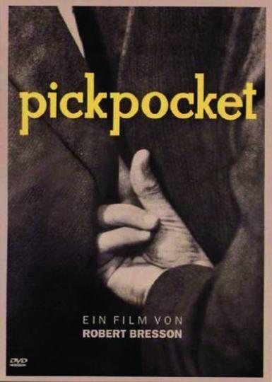 Pickpocket. DVD.