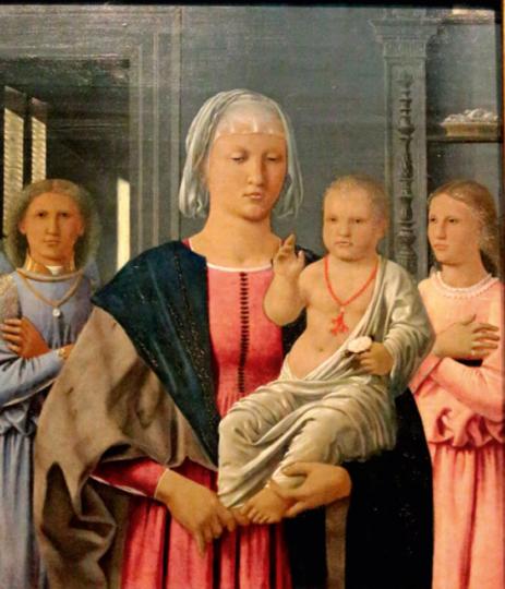 Piero Della Francesca. Persönliche Begegnungen. Personal Encounters.