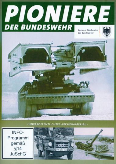 Pioniere der Bundeswehr DVD