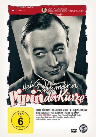 Pipin, der Kurze. DVD.