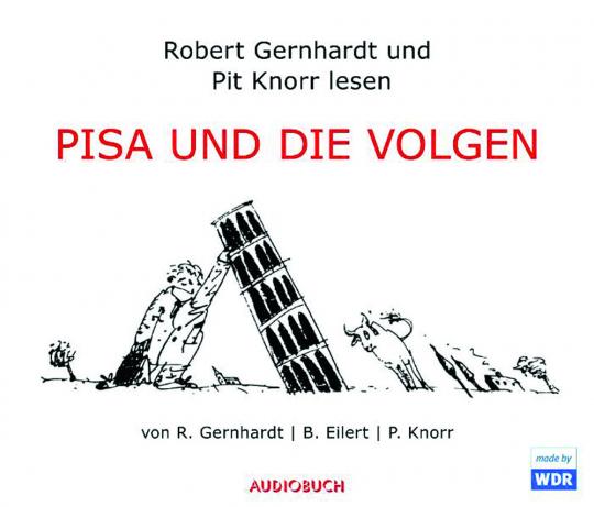 PISA und die Volgen. Hörbuch. Sonderausgabe. 1 CD.