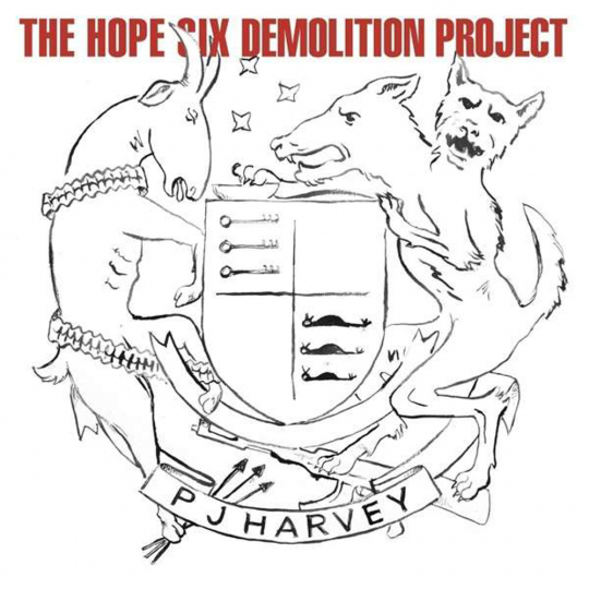 PJ Harvey. The Hope Six Demolition Project (Limited-Edition). CD.