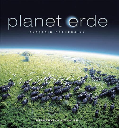 Planet Erde.