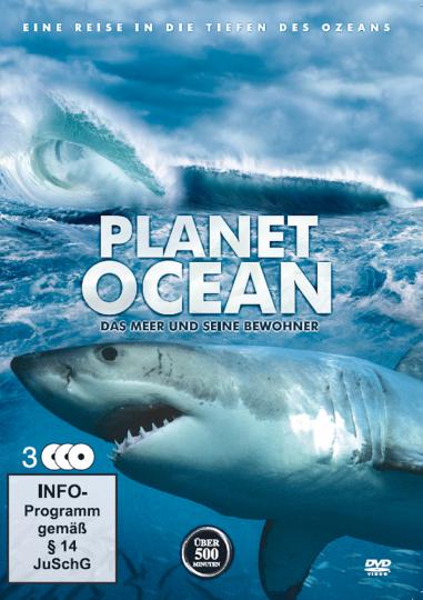 Planet Ocean - Das Meer und seine Bewohner 3 DVDs