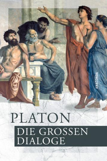 Platon. Die großen Dialoge.