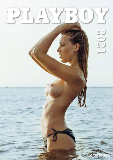 Playboy 2021 - Wand-Kalender - Erotik-Kalender - Frauen